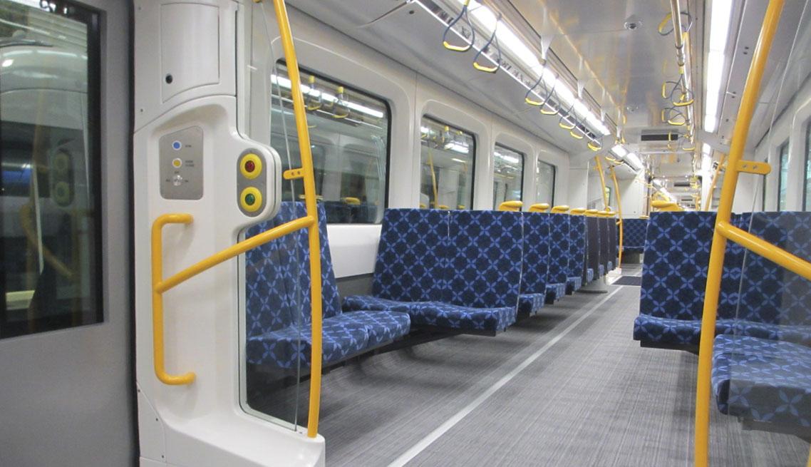 Composites trenes