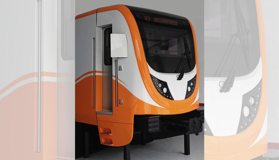 Maqueta Metro