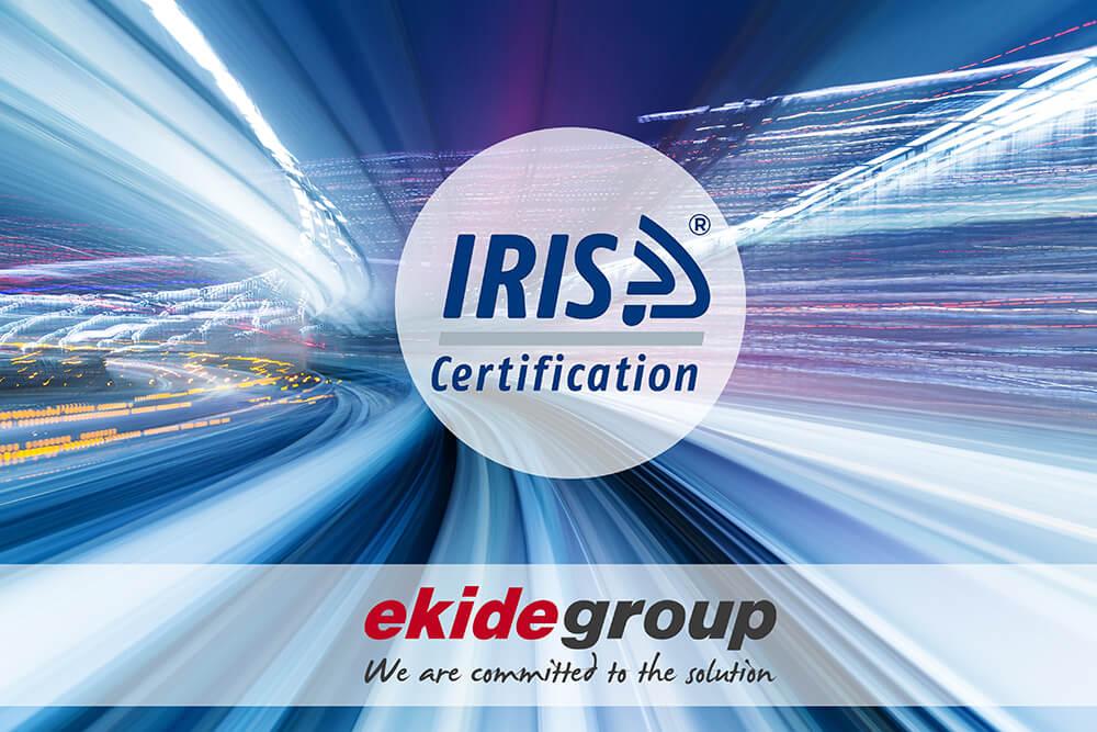certificado-iris-ekide group