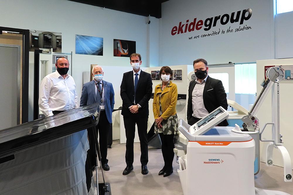 visita-gobierno vasco- ekide group